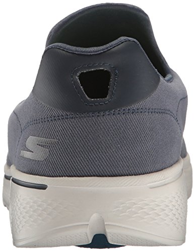 Walking Magnificent Performance Shoe Skechers Walk Go Men's Gray 4 Navy wqAxvTOpvn