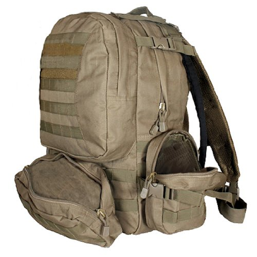 Advance Hydro Assault Backpack Coyote, Outdoor Stuffs