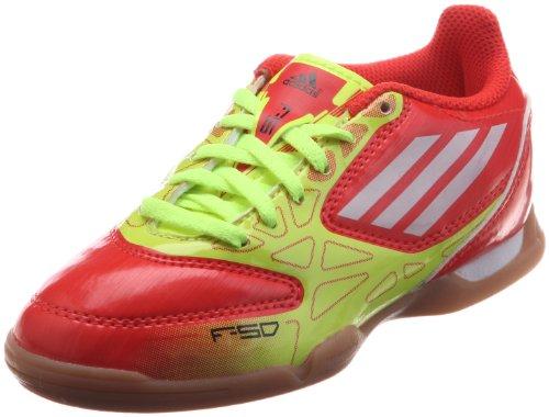 Adidas Hallen Fussballschuhe F5 IN J 29 Orange