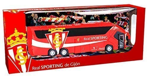 Amazon.com: ELEVEN FORCE 10735 Real Sporting Bus: Toys & Games