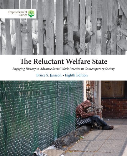 Read Online By Bruce S. Jansson Brooks/Cole Empowerment Series: The Reluctant Welfare State (with CourseMate Printed Access Card) (8th Eighth Edition) [Hardcover] PDF ePub ebook