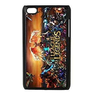 Ipod Touch 4 Phone Case League Of Legends F5A8243