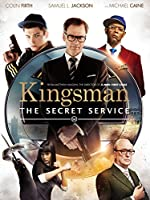 Filmcover Kingsman: The Secret Service