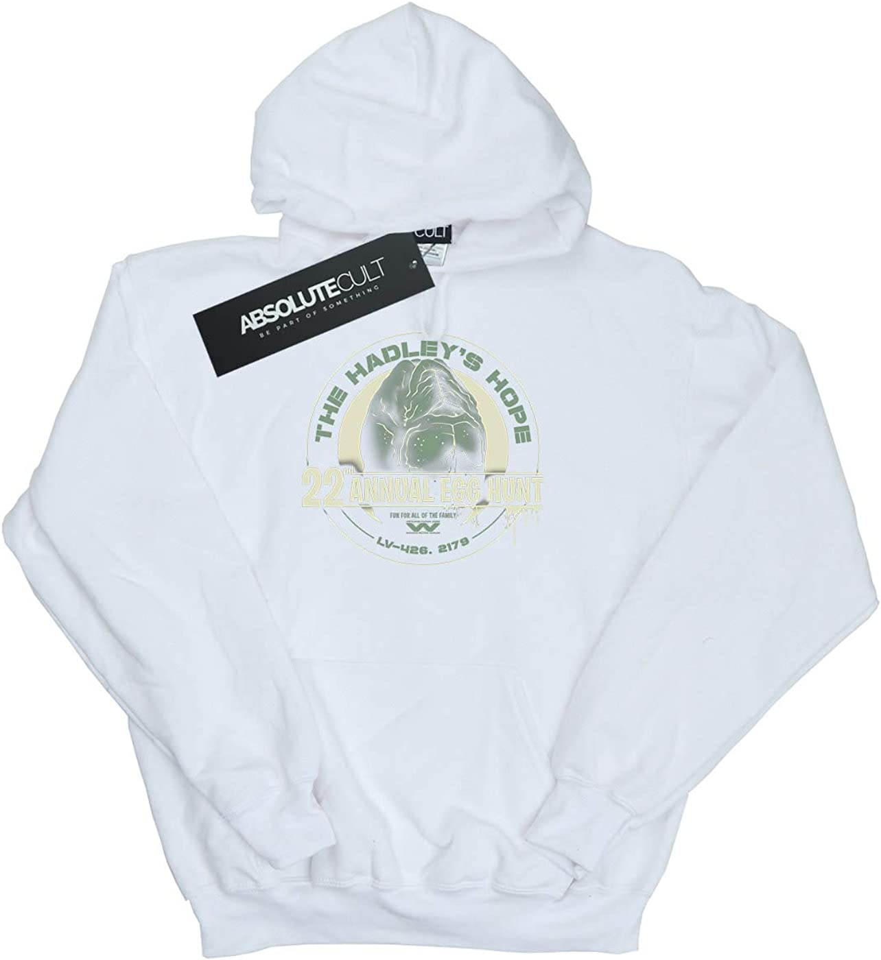 ABSOLUTECULT Alex Chenery Girls Sulaco Doodle Hoodie
