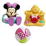 The First Years 3 Piece Disney Baby Minnie Mouse Bath Squirt Toys