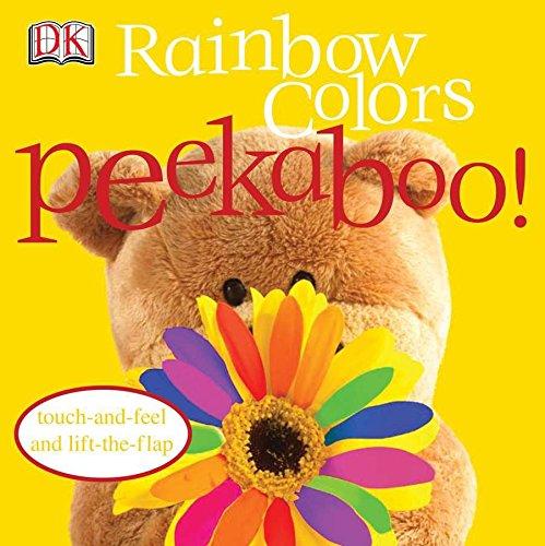 Read Online Rainbow Colors (Dk Peekaboo) ebook
