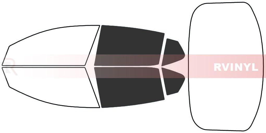 Year Needed Precut Complete Window Tint Kit for Kia Optima