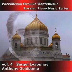 V 4: Russian Piano Music Serie