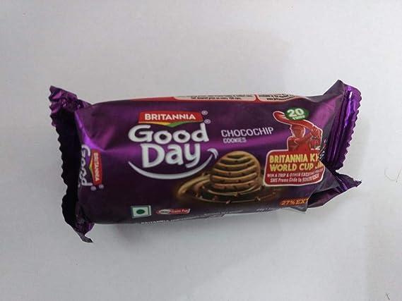 Britannia Good Day Chocochips, 56g
