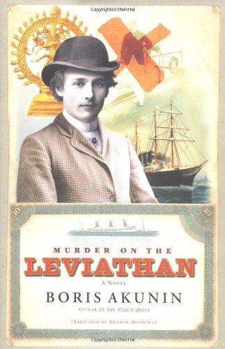 Murder on the Leviathan: A Novel