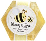 Kate Aspen Honey Scented Honeycomb Soap, Mommy To Bee