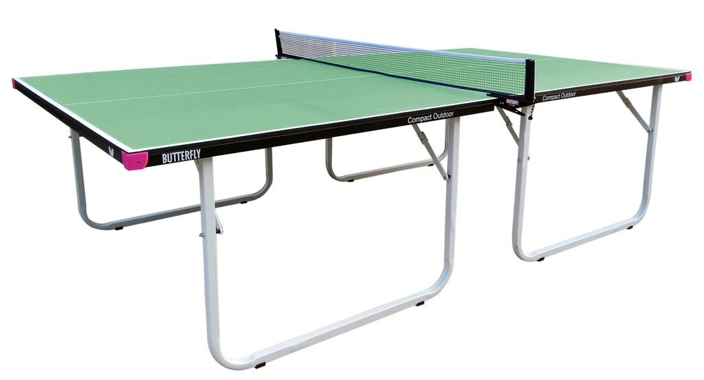 Elegant Amazon.com : Butterfly Compact Outdoor Tennis Table, Blue : Sports U0026  Outdoors