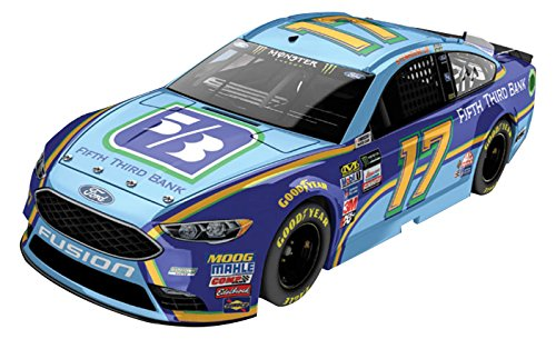 Lionel Racing Ricky Stenhouse Junior   17 Fifth Third 2017 Ford Fusion 1 24 Diecast Car