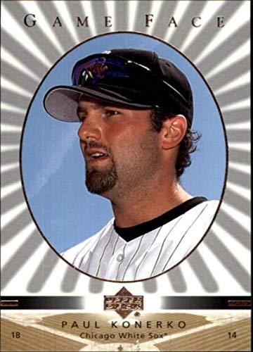 2003 Game Face #30 Paul Konerko NM-MT White Sox ()
