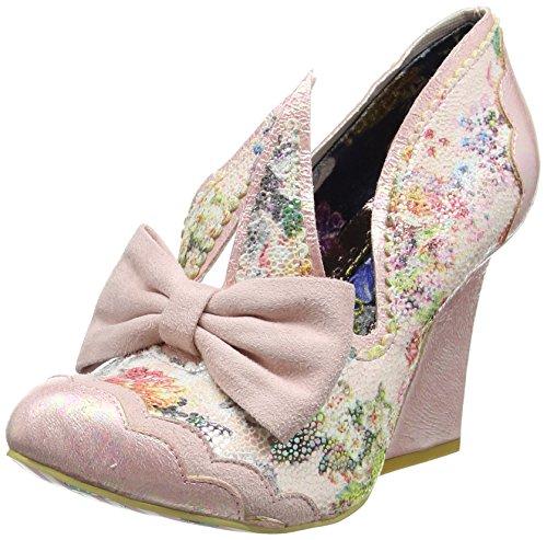 Rosa Tacón Oh Pink Zapatos Mama de Irregular Choice Mujer 5PXq0wnU