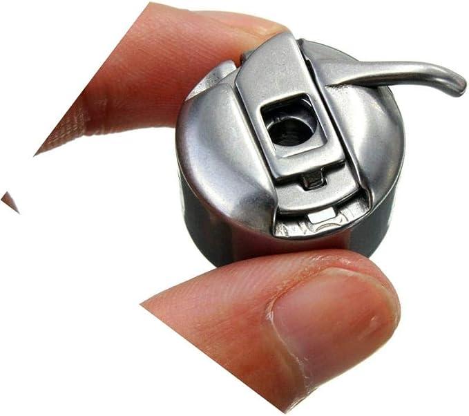 Ting-Times Conjunto de 1 Canillero Más 5 Canilla Metal de Máquina ...