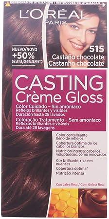 CASTING CREME GLOSS #515-castaño chocolate