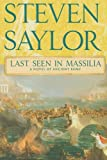 img - for Last Seen in Massilia: A Novel of Ancient Rome (Novels of Ancient Rome) book / textbook / text book