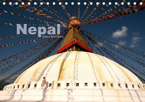 Nepal (Tischkalender 2015 DIN A5 quer): 13 traumhafte Reisefotos aus dem buddhistischen Königreich im Himalaya (Tischkalender, 14 Seiten)