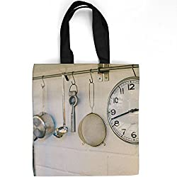 Westlake Art - Kitchen Utensil - Tote Bag - Fashionable Picture Photography Shopping Travel Gym Work School - 16x16 Inch (CF588)