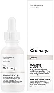 The Ordinary Hyaluronic Acid 2% B5 2% + B5