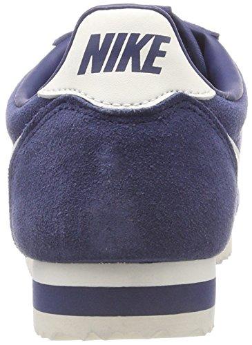 Multicolore Nike Baskets marine 401 Pour Hommes Cortez Classic Voile Se nHq6wB1