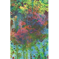 """Journal: Abstract Watercolor, Lined Journal, 150 pages, 5.5"""" x 8.5"""", Watercolor Splatter, Soft Matte Cover (Abstract Journals) (Volume 1)"""