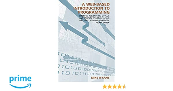 A Web-Based Introduction to Programming: Essential