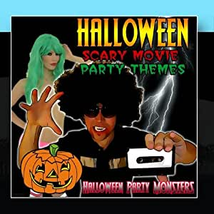 halloween party monsters halloween scary movie party