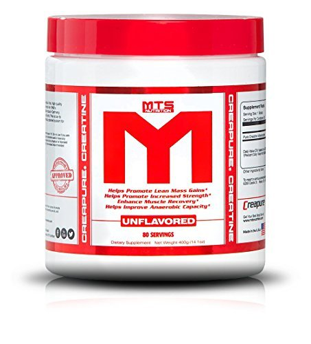 MTS Nutrition Machine Creapure Creatine 14.1oz