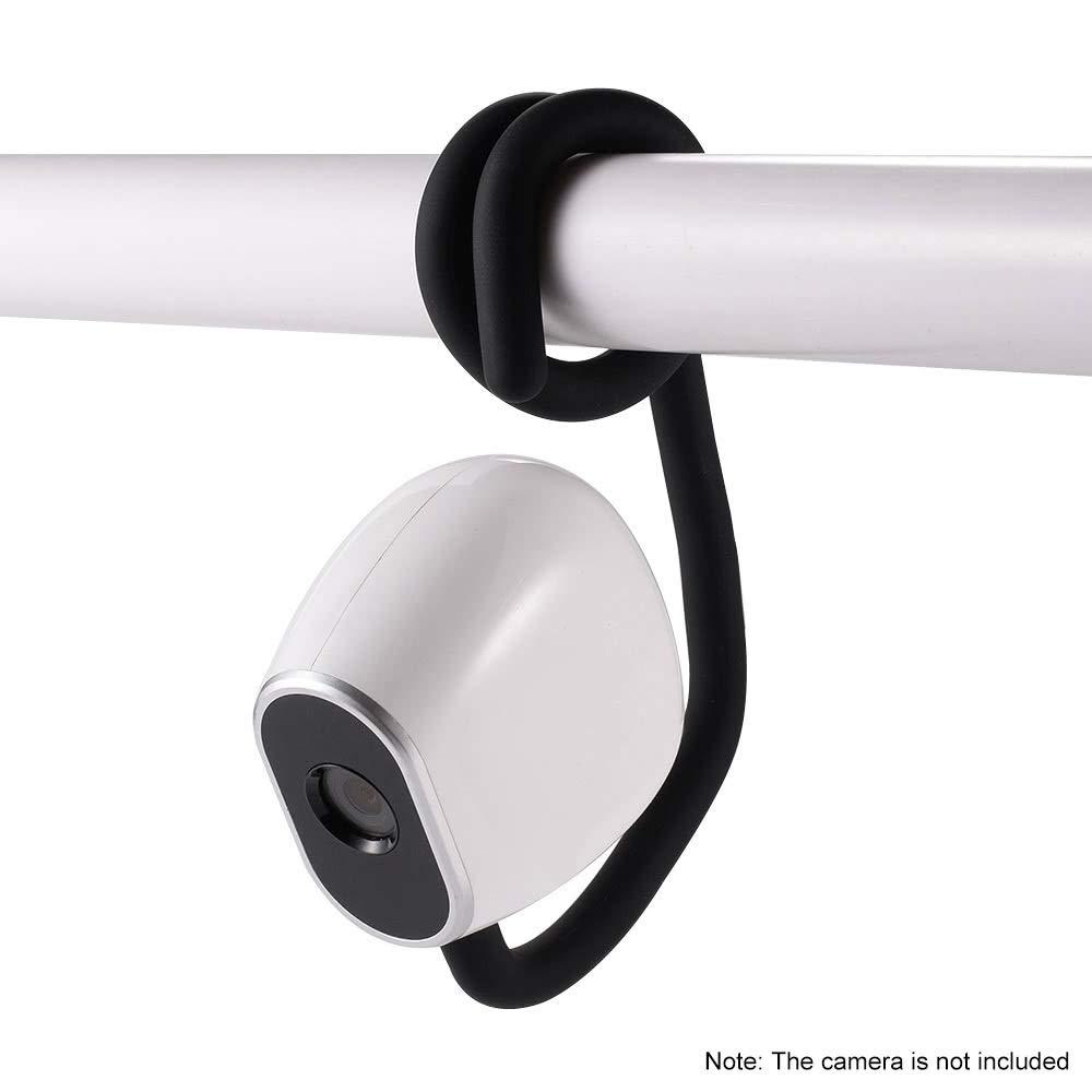 Arlo Go Bewegungskamera-Adapter Indoor Outdoor Einstellbare Sicherheitshalterung Kompatibel Mit Arlo Canary Flex Kamera Home Security Kamerasystem Adapterinstallation Aluminiumschalteri Arlo Pro