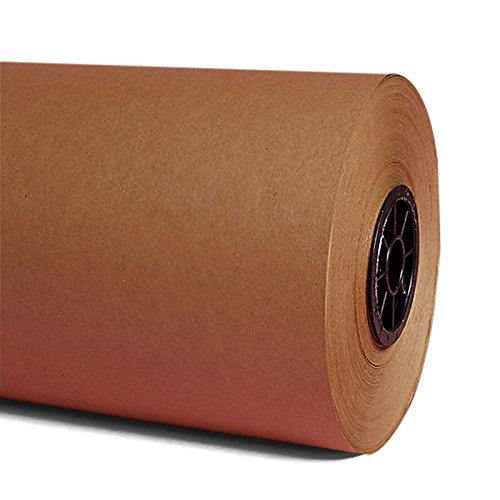 Brown Craft Paper Rolls 9'' X 1200' by Paper Mart