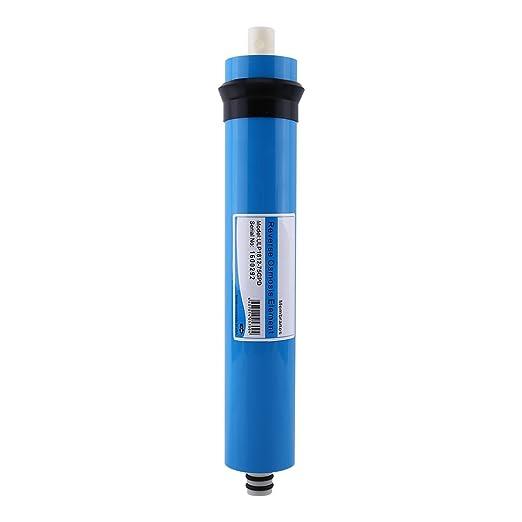 Elemento de membrana ULP1812-75GPD del filtro de agua del elemento de la ósmosis reversa