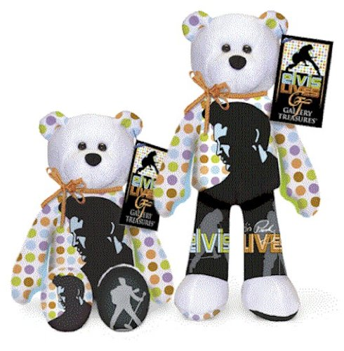 - Elvis Presley Elvis Lives Bear # 013