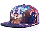 Trifuness Snapback Unisex Baseball Cap 3D Printed Dad Hat