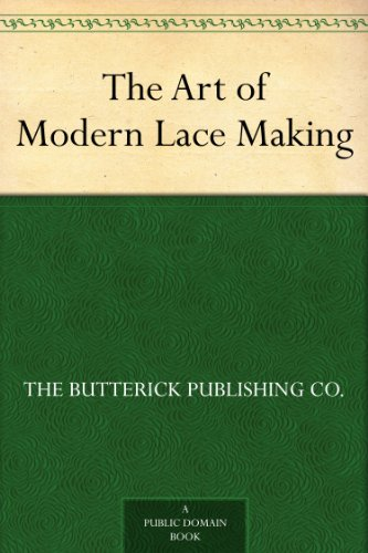 The Art of Modern Lace Making