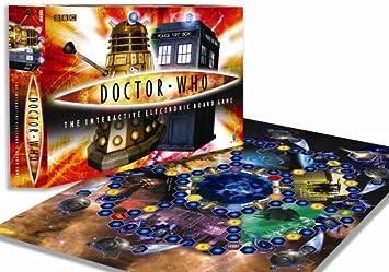 Toy Brokers Juego de Mesa Doctor Who: Amazon.es: Juguetes y juegos