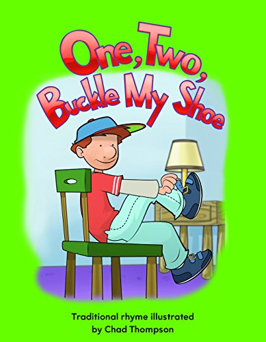 One, Two, Buckle My Shoe Big Book (Teacher Created Materials Big Books: Literacy, Language & Learning)