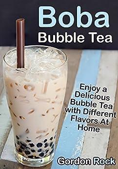 Boba Bubble Tea Delicious Different ebook
