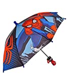 Q New Spiderman Toddler Boy Umbrella Age 3 and up (Blue)