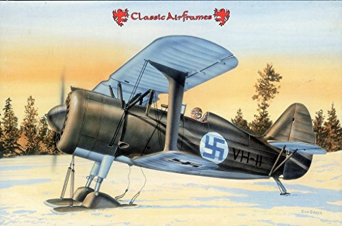 Classic Airframes 1:48 Polikarpov I-152 (1-15 bis) for sale  Delivered anywhere in USA