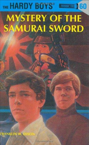 Hardy Boys 60: Mystery of the Samurai Sword