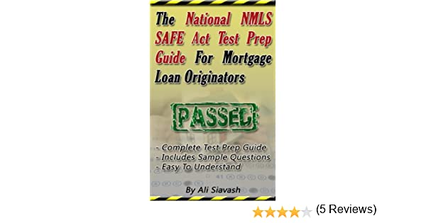Amazon.com: The National NMLS SAFE Act Test Prep Guide For ...