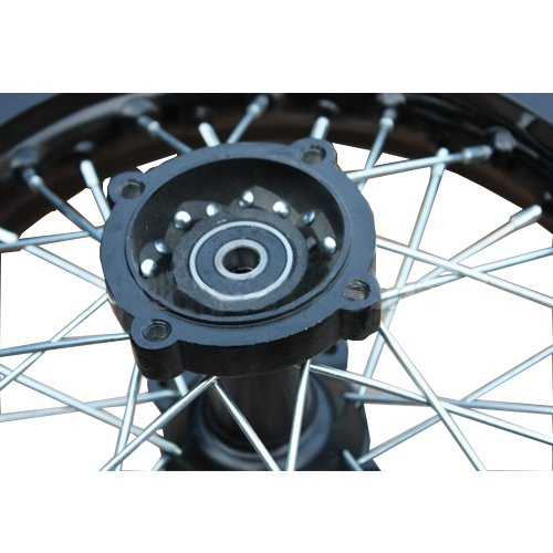 X-PRO 12'' Rear Wheel Rim Tire Assembly for 110cc 125cc 140cc 150cc Dirt Bikes