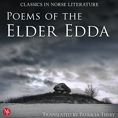 Poems of the Elder Edda: The Middle Ages Series by Mondello Publishing