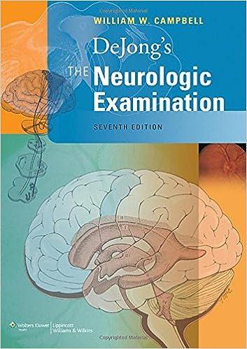 Dejong Neurology Book
