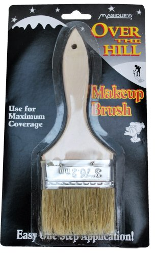 BigMouth Inc Over Make Up Brush