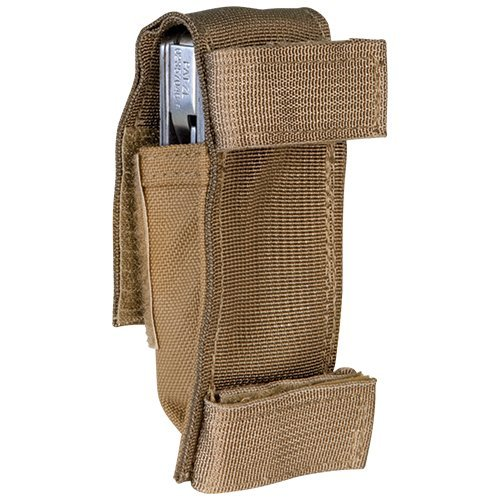 Atlas 46 Suspender Attachment Multi-Tool Pouch Coyote   Work, Utility, Construction, and Contractor by Atlas 46 (Image #4)