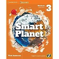 Smart Planet Level 3 Workbook Spanish - 9788490363836