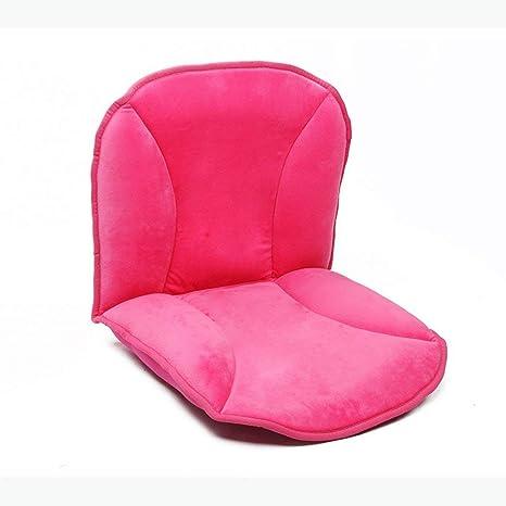 QWhing - Cojín para Silla de Oficina, Color Rosa: Amazon.es ...